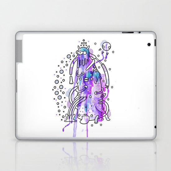Squishy Laptop & iPad Skin