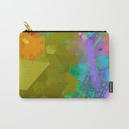 Radiance Abstract Art Carry-All Pouch