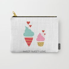 Ice Cream lovers Carry-All Pouch