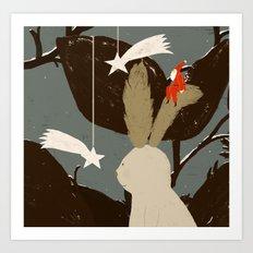 ***Santa Claus*** Art Print