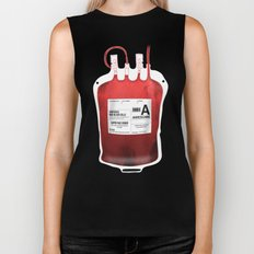 My Blood Type is A, for Awesome! *Classic* Biker Tank