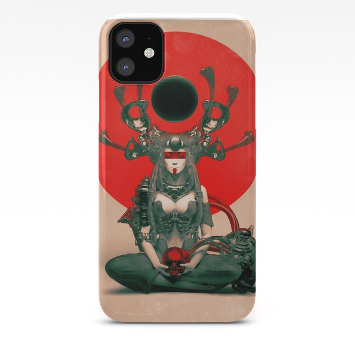 Necromancer iPhone Case