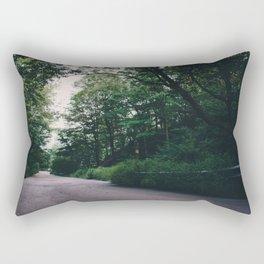 Moody road Rectangular Pillow