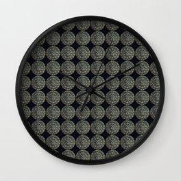 [dg] Mistral Rose (Fuller) Wall Clock