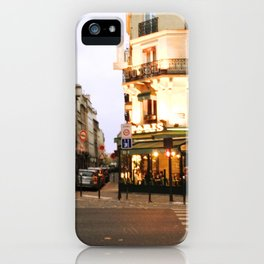 St Germain Paris iPhone Case