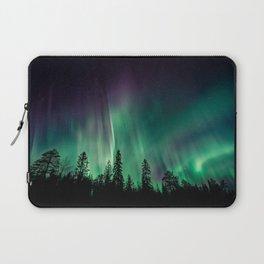 Aurora Borealis (Heavenly Northern Lights) Laptop Sleeve