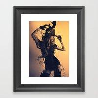 Beauty Reverie Framed Art Print