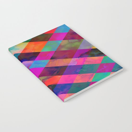 Rio Plaid Notebook
