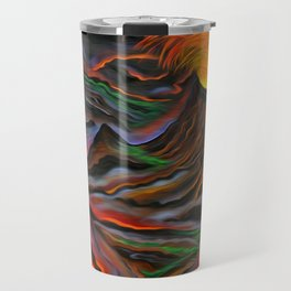 Madame Pele Travel Mug