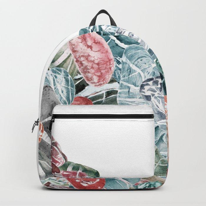 Coral Sea Pebbles Backpack