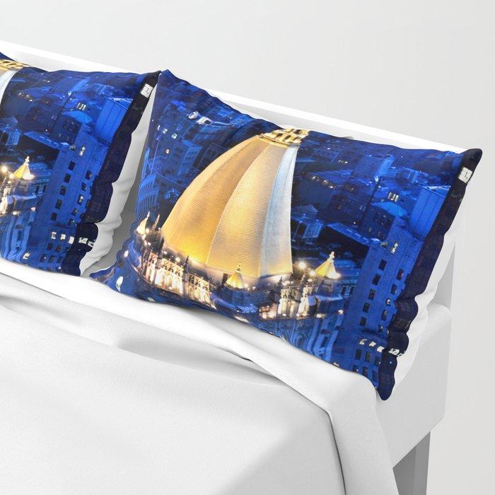 New York Life Building Pillow Sham