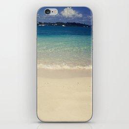 The Devil's Isles iPhone Skin
