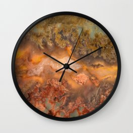 Idaho Gem Stone 32 Wall Clock
