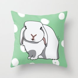 Diggity Throw Pillow