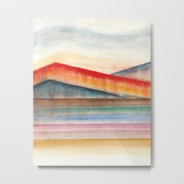 A 0 31 Metal Print