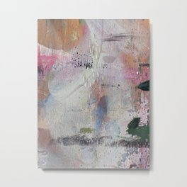 Surfaces.03 Metal Print