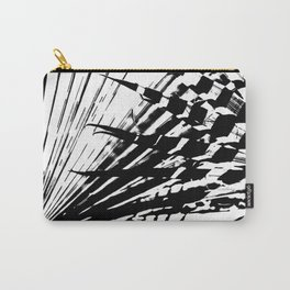 Spiked Palm Carry-All Pouch