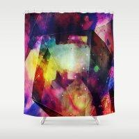 matrix Shower Curtains featuring Matrix Daydream by NickelAzo