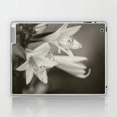 Untitled Flower Monochrome Laptop & iPad Skin