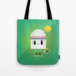 Match Point Tote Bag