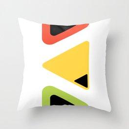 Logos Throw Pillow