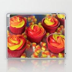 Candy Corn Cupcakes Laptop & iPad Skin