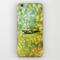 car iPhone & iPod Skins featuring car by Creative Safari