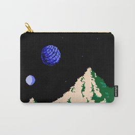 Twin Moons World Carry-All Pouch