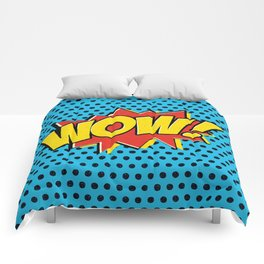 Wow! Comforters