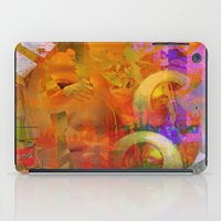 weird iPad Cases featuring Weird by Ganech joe