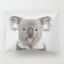 Koala 2 - Colorful Pillow Sham