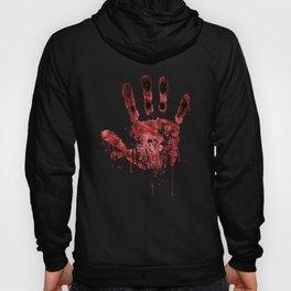 Zombie Handprint Hoody