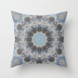 SNOWFLAKES - I Throw Pillow