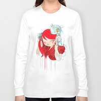 bass Long Sleeve T-shirts featuring That Bass! by STUDIOKILLERS