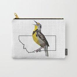 Montana – Western Meadowlark Carry-All Pouch