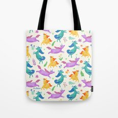 Unicorn Dreams Tote Bag