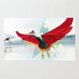 Heron Mon Heros Rug