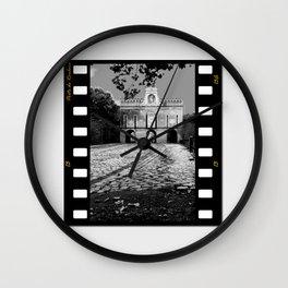 Lille - Porte de Roubaix Wall Clock