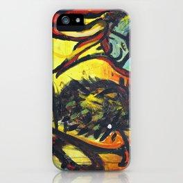 Death of a Kiwi iPhone Case