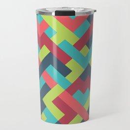 Intertwined 001 Travel Mug
