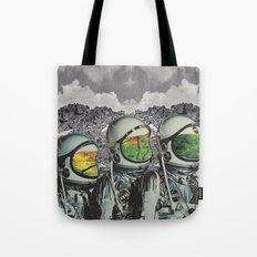 Les Distantes Tote Bag