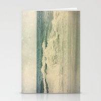 salt water Stationery Cards featuring Salt Water Cures by V. Sanderson / Chickens in the Trees