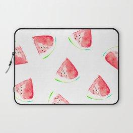 watermelon slice print Laptop Sleeve