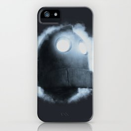The Iron Giant Rises iPhone Case