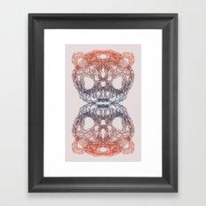 Bear in Mind Framed Art Print