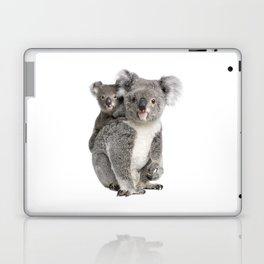 Koala bear and her baby Laptop & iPad Skin