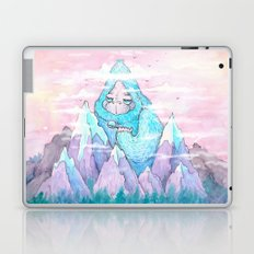 mountain ice cream Laptop & iPad Skin