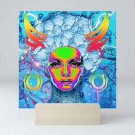 Amphitrite Mini Art Print