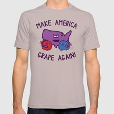 Make America Grape Again! Cinder SMALL Mens Fitted Tee