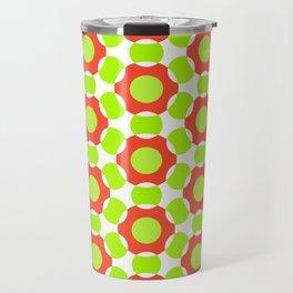 Modern Times 2.0 Pattern - Design No. 10 Travel Mug